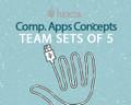 UIL Computer Applications Concepts - Team Set of 5