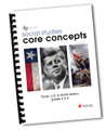 Social Studies Focus & Core Concepts for UIL A+ - SET