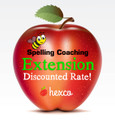 Spelling Coach Extension - Discounted Rate