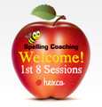 Spelling Coach - 1st 8-Sessions