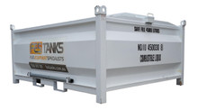 4500litre self bunded tank
