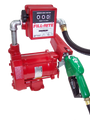 240v AC Electric drum pump with flow meter - Fill Rite (R1FR701VELA)