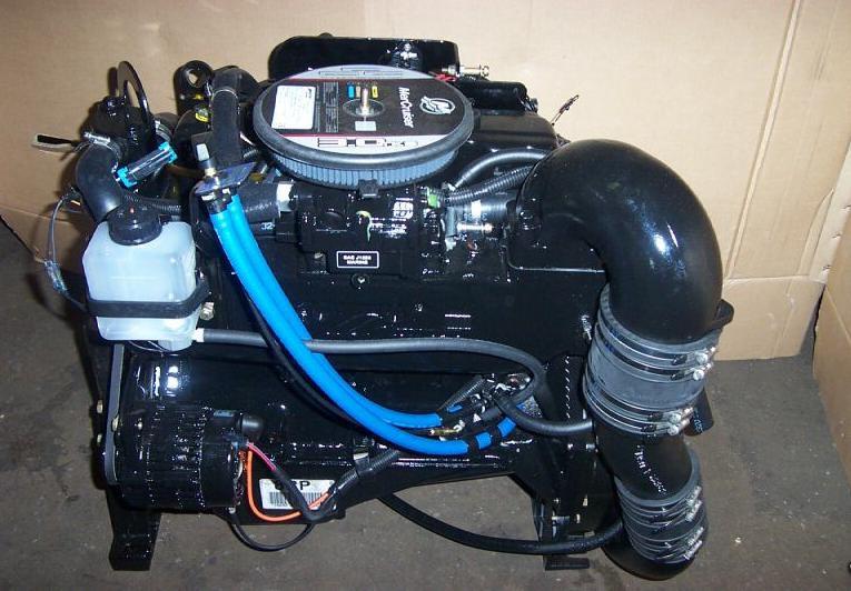 Mercruiser 3 0 Tks 135 Hp Engine 712 4 4111225uu 712