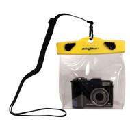 "Dry Pak Camera Case - 6"" x 5"" x 1-1\/2"" - Clear"