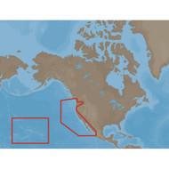C-MAP MAX NA-M024 - U.S. West Coast & Hawaii - SD Card