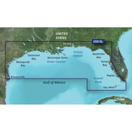 Garmin BlueChart g2 Vision HD - VUS515L - Brownsville - Key Largo - microSD\/SD
