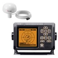Icom MA-500TR AIS Transponder w\/MX-G5000 GPS Receiver Class B