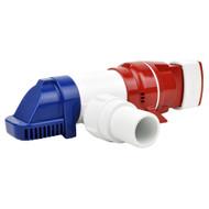 Rule LoPro 900GPH Bilge Pump - Automatic
