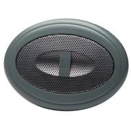 """PolyPlanar MA50G 2"""" Waterproof Marine Speakers - Grey"""