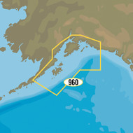 C-MAP MAX-N+ NA-Y960 - Prince William Sound, Cook Inlet & Kodiak Island