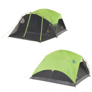 Coleman Carlsbad 6P Fast Pitch Dome Tent w\/Screen Room