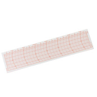 BARIGO Replacement Paper Graph f\/2018.1 Recording Instrument