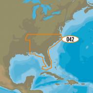 C-MAP MAX NA-M042\/SD US Lakes - Southeast SD Format