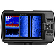 Garmin STRIKER 7sv Fishfinder w\/High Wide CHIRP, 150-200kHz ClearVu\/SideVu - 12-Pin Tranducer