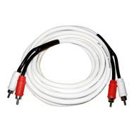 Marine Audio Marine Grade RCA Cable - 13'(4M)