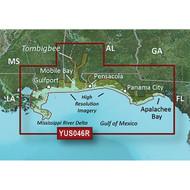 Garmin BlueChart g2 HD w\/High Resolution Satellite Imagery - Alabama\/Mississippi Gulf Coast