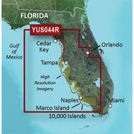 Garmin BlueChart g2 HD w\/High Resolution Satellite Imagery - Florida Gulf Coast