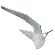 Quick Delta Type Anchor - 33lb Galvanized f\/33-46' Boats