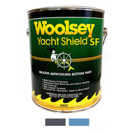 Woolsey Yacht Shield SF Multi Season Antifouling Boat Bottom Paint