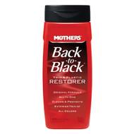 Mother's Back-to-Black® Trim  Plastic Restorer - 12oz [06112]
