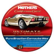 Mother's California Gold Pure Brazilian Carnauba Cleaner Wax [05550]
