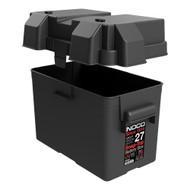 NOCO Group 27 Snap-Top Battery Box - Black [HM327BK]