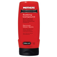 Mothers Professional Rubbing Compound - 12oz [08612]