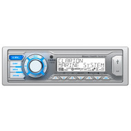 Clarion M505 Digital Media Receiver w\/Built-In Bluetooth, AM\/FM\/NOAA Weather, SiriusXM Ready [M505]