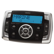 Clarion CMS2 Digital Media BB Receiver w\/IPX6 Display, AM\/FM\/NOAA, SiriusXM, iPhone, iPod-Ready, Black Box [CMS2]