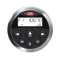 Clarion CMRC1BSS Watertight Wired Remote w\/Display [CMRC1-BSS]