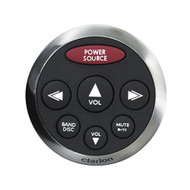 Clarion CMRC1BSS Watertight Wired Remote - No Display [CMRC2-BSS]