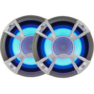 "Clarion CMQ1622RL 6.5"" 2-Way 200W Speakers w\/LED - Light Blue [CMQ1622RL]"