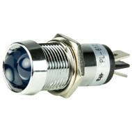 BEP LED Pilot Indicator Light - 12V - Blue [1001102]
