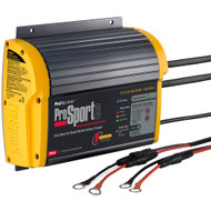 ProMariner ProSport 8 Gen 3 Heavy Duty Recreational Series On-Board Marine Battery Charger - 8 Amp - 2 Bank - *Case of 6* [43008CASE]