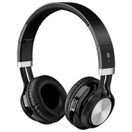 iLive Wireless Bluetooth Headphones - Black [IAHB56B]
