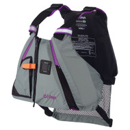 Onyx Movement Dynamic Paddle Sports Vest - Purple\/Grey - XS\/Small [122200-600-020-18]