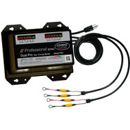 Dual Pro Professional Series Battery Charger - 30A - 2-15A-Banks - 12V\/24V [PS2]