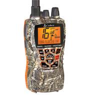 Cobra MF HH450 Dual VHF\/GMRS Floating Handheld Radio - Camo [MR HH450 CAMO]
