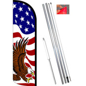 American Eagle Super Flag Kit