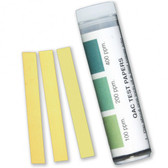 QAC Test Strips, 0-400ppm