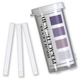 High Level Peracetic Acid Test Strip, 0-500ppm