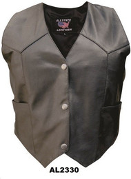 Allstate Leather AL2330 Ladies Vest
