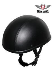 Dream Apparel Leather Cov.Eagle Novelty MC Helmet