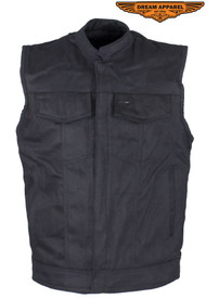 Dream Apparel Motorcycle Club Vest With Gun Pocket