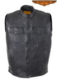 Dream Apparel M/C Club Vest With Gun Pockets On Both Sides