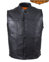 Dream Apparel Men's Renegade Motorcycle Club Vest