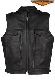 Dream Apparel Men's Club Vest W/ Gun Pocket & Hidden Pockets