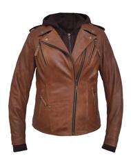 Unik International 6841.ANT Ladies Vented Hoody Jacket