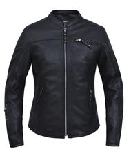 Unik International 6843.00 Ladies Lambskin Jacket