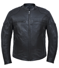 Unik International 6611.00 Mens Premium Cowhide Jacket